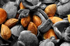 Just almonds