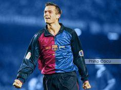 Phillip Cocu - FC Barcelona