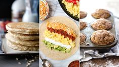 6 healthy breakfast recipes to kick off your new year (#4 may just become my new favorite breakfast... I may even skip the tortilla altogether).