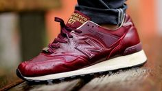 A New Balance 577 Without the British Fanfare