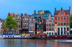 7. Amsterdam, Netherlands — £126.47 ($157.71) per night