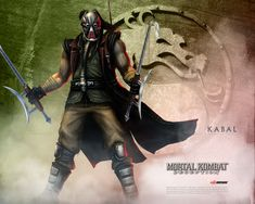 Kabal Mortal Kombat: Deception picture | Fighting Connection
