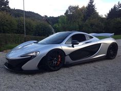 McLaren in Cars & Trucks Fast Sports Cars, Exotic Sports Cars, Exotic Cars, Sport Cars, Mclaren P1, Fancy Cars, Cool Cars, Mclaren For Sale, Pimped Out Cars