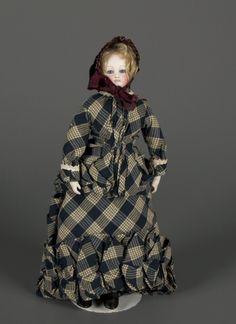 77.6547: French Fashion Doll | doll