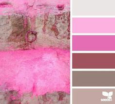 Eroded pink