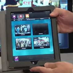 IC Realtime Debuts Apple-Friendly Surveillance: IC Realtime debuted at CEDIA Expo 2012 its new Mac software and iPhone/iPad app that allows for native, real-time viewing and gesture manipulation of surveillance cameras.