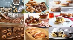 Read 52 Doughnut Recipes today. Be inspired and dig in to the recipes, guides and tips tricks and hacks on Food Network.