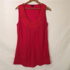 TED BAKER scoopneck designer tank top 4 large Excellent condition! Ted Baker Tops Tank Tops