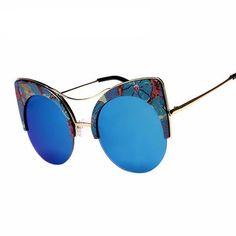The Chartreux - Cat Eye Sunglasses