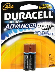 Duracell Ultra Advanced