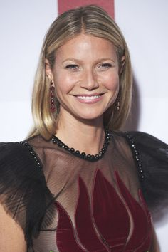 Gwyneth Paltrow Wearing Gucci Is The Red Carpet Moment We Didn't Know We Wanted - HarpersBAZAAR.com