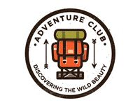 Doesn't feel premium. But design elements may work (e.g. a backpack). Adventure Club
