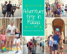 Special experiences and adventures await you in Málaga! Discover the historical old town of Málaga and go on an exciting City Treasure Hunt or a. Geocaching, Andalusia, Adventure Awaits, Old Town, Things To Do, Challenges, Tours, Vacation, Explore