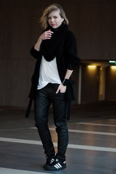 Adidas Superstar Black Fashion