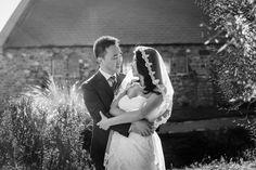 Wedding photos outside the Church of the Good Shepherd | Mount Cook Wedding Photography  | Tekapo wedding photographer Mandy Caldwell Http://mandycaldwell.co.nz