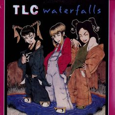 July 8, 1995 - TLC started a seven week run at No.1 on the US singles chart with 'Waterfalls', the group's second US No.1 •• #TLC #thisdayinmusic #1990s #tboz #lefteye #lisalopes #chilli #crazysexycool #rnb #pop #song #laface