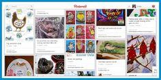 Beautiful Birds Pinterest page