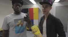 VIDEO: Justin Bieber appears in a new episode of webserie 'We Know the DJ'
