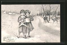 autre Nouvel an | Nouvel an | Cartes Postales Anciennes