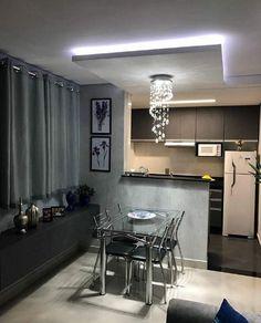 sala de jantar ( outro angulo) apartamento pequeno.