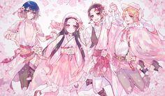 Chibi, Anime Demon, Character Design, Slayer Anime, Anime Angel, Demon, Anime Movies, Manga, Anime Figurines