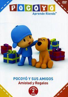 Pocoyo: Amistad y Regalos.