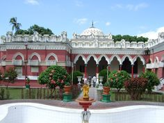 Maharaja's Palace, Natore