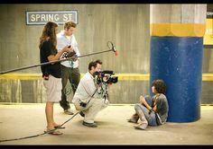 Cloverfield, behind the scenes!