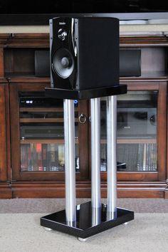 Modern Speaker Stands (#QuickCrafter)