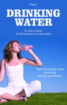 We've most heard medical doctors, buddies, family members and commercials suggesting us to drink normal drinking water. #health #health_tips #health_care #healthy_living #health_fitness #fitness #wellness