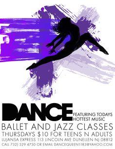 dance flyer | Dance Flyer