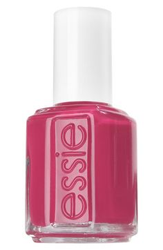 Essie - Watermelon - looks pink when I wear pink and red when I wear red. Might be the perfect summer color!
