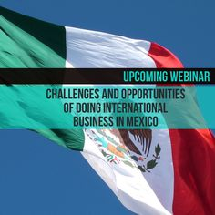 During this webinar you will learn the importance of having an international organization on the ground to build relationships with key contacts within your industry before opening offices or subsidiaries in Mexico. This webinar will help you to avoid common mistakes done by Canadian companies when venturing into Mexico.   Learn more: http://www.enterprisecanadanetwork.ca/english/events/export-success-webinar-challenges-and-opportunities-of-doing-international-business-in-mexico.htm