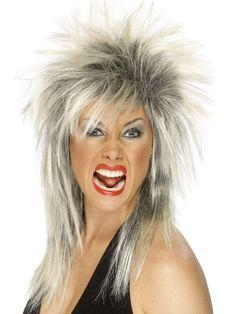 Smiffy's Rock Diva Wig