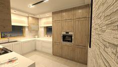 Projekt kuchni z drzwiami płycinowymi. Kitchen design with panel doors. Kitchen Cabinets, Home Decor, Decoration Home, Room Decor, Cabinets, Home Interior Design, Dressers, Home Decoration, Kitchen Cupboards