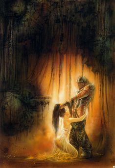 Luis Royo 439 Spanish Artist Born In Olalla Fantasy Artist Wallpaper Book Art