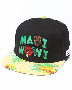 DGK | Maui Wowi Strapback Cap. Get it at DrJays.com