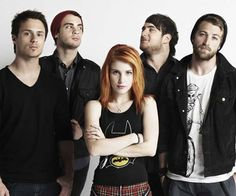 Paramore- Saw them open for No Doubt twice in one week and then saw them again in October of the same year 2009!