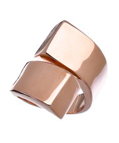 Jules Smith Rose Gold Americana Classic Ring
