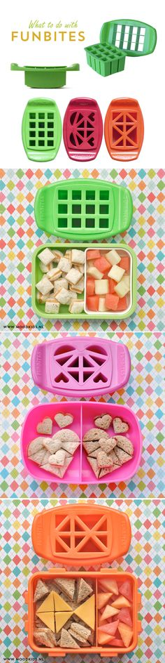 funbites what to do with it? video reviews and cute bento's