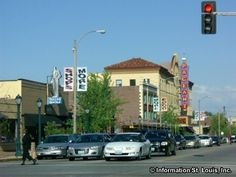 Located In University City, The Delmar Loop Entertainment And Shopping  District Covers Six Blocks Of Delmar Boulevard With Eclectic Shops, ...