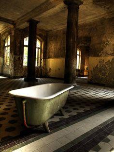 Hospital abandonado, Alemania.
