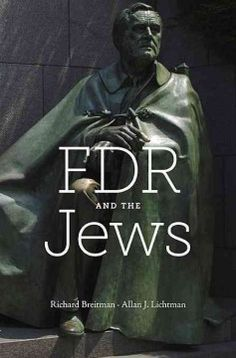 FDR and the Jews - Historians Breitman and Lichtman take on the controversy that surrounds the activities of President Franklin Delano Roosevelt with regard to the Jews of Hitler's Europe. Their account considers what he did and did not do, sources of pressure, conflicting priorities, and practical realities of the time--and their research paints a generally favorable portrait of FDR's moral stance and leadership