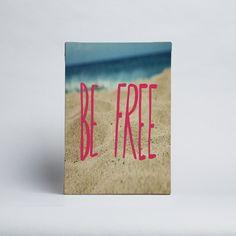 Leah Flores - Be Free - Canvas