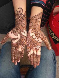 Photo From Bridal mehandi designs - By Hari Om Mehandi Artist Khafif Mehndi Design, Floral Henna Designs, Mehndi Designs Feet, Latest Bridal Mehndi Designs, Full Hand Mehndi Designs, Henna Art Designs, Mehndi Designs For Beginners, Mehndi Designs For Girls, Mehndi Design Photos