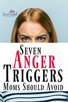 You've just exploded in anger. Yep. Another anger trigger exploded! Find out how to avoid and identify anger triggers in your mom life!