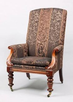 Wingback Chair, Armchair, Colonial Furniture, Classic Furniture, Furnitures, Accent Chairs, Antiques, Home Decor, Sofa Chair