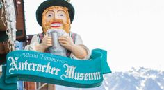 Nutcracker Museum in Leavenworth, Washington by Megan Harris Photography