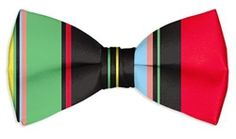 Hot Dog Mens Bow Tie by Loudmouth Golf.  Buy it @ ReadyGolf.com Dog Bows, Mens Golf, Men's Apparel, Hot Dogs, Tie, Stuff To Buy, Fashion, Moda