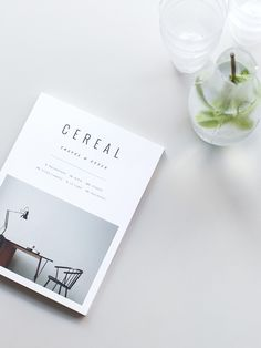 Journal - Cereal Magazine